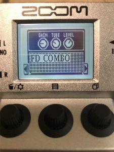 MS-50G FD COMBO
